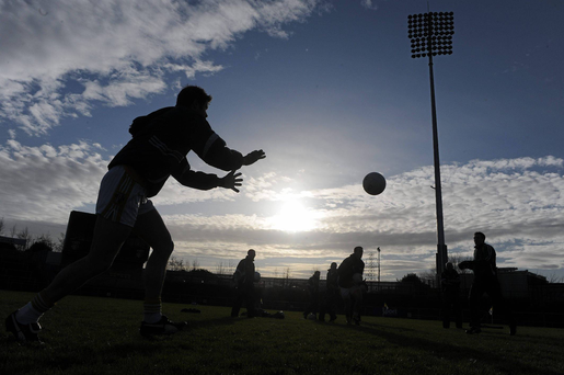 The new legislation will be rolled out across the GAA from January 1, 2017. Stock photo: Sportsfile