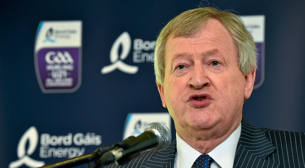 It's no coincidence that Páraic Duffy included the football figures in the document on championship reform, circulated to county boards this week. Picture credit: Seb Daly / SPORTSFILE