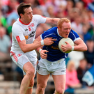 There were two weeks between the draw between Cavan and Tyrone and the replay in this year's Ulster championship. Photo by Ramsey Cardy/Sportsfile