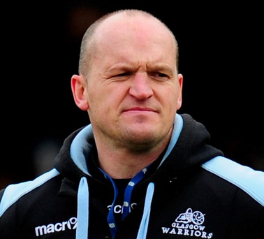 Glasgow Warriors head coach Gregor Townsend Photo: Getty