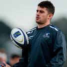 Tiernan O'Halloran will miss Connacht's encounter with Zebre Photo: Sportsfile