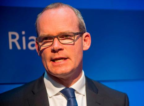 Simon Coveney TD