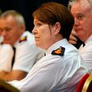 Commissioner O'Sullivan will come under massive pressure in the coming weeks and the solution to the myriad of problems facing An Garda Síochána aren't to be found in San Diego. Photo: Frank McGrath