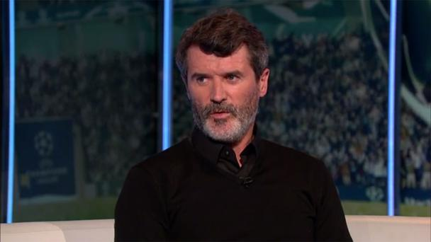 Roy Keane made the comments in his role as an ITV pundit. Photo: ITV