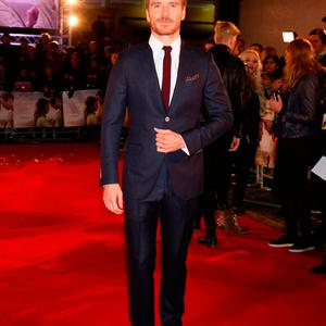 Michael Fassbender attending the The Light Between Oceans UK Premiere, at Curzon Mayfair, London.