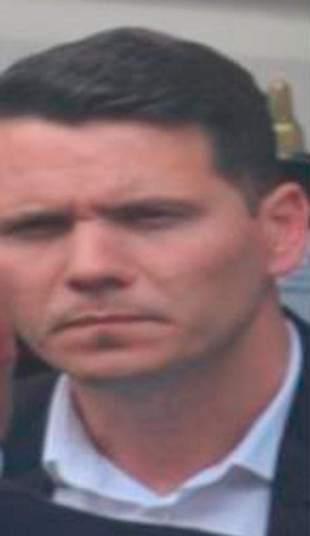 Undated picture of Jamie Acourt, taken from a new appeal issued by Crimestoppers, who is among 10 most wanted British criminals thought to be hiding in Spain Credit: Crimestoppers/PA Wire