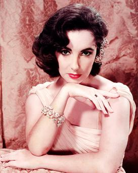 Elizabeth Taylor's jewellery collection sold at auction for €120million