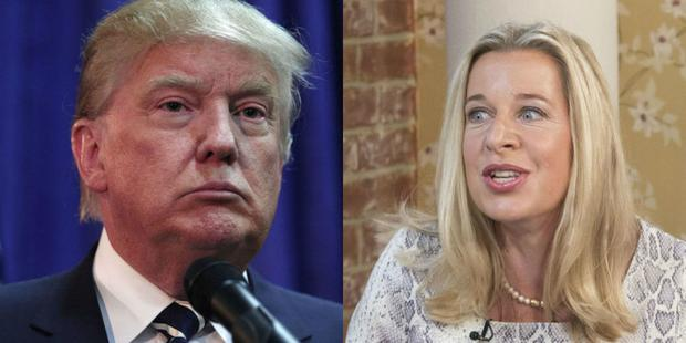 Katie Hopkins has praised Donald Trump for exploiting the US tax system