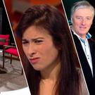 (L-R) Brendan O'Connor, Can't Cope Won't Cope writer Stefanie Preissner and Pat Kenny and Colette Fitzpatrick