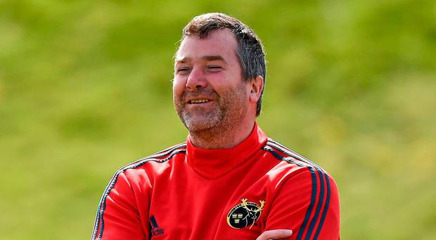 Anybody lucky enough to have known Anthony Foley is richer for the experience. Photo: Diarmuid Greene / Sportsfile