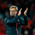Klopp: Determined to attack Photo: Reuters