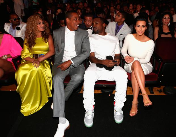 9b81dff28 Jay-Z  forgives  Kanye West for lashing out against him and Beyonce ...