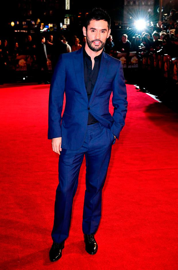 Jean-Bernard Fernandez-Versini attending the Jack Reacher: Never Go Back European Premiere at Cineworld Leicester Square, London.