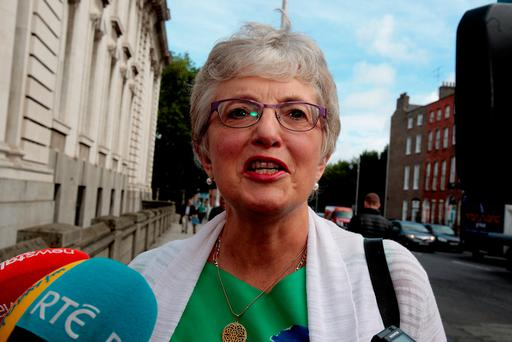 Independent Minister Katherine Zappone. Photo: Tom Burke