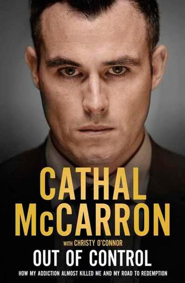 In his book McCarron describes meeting the girl on his way to a Gambler's Anonymous meeting