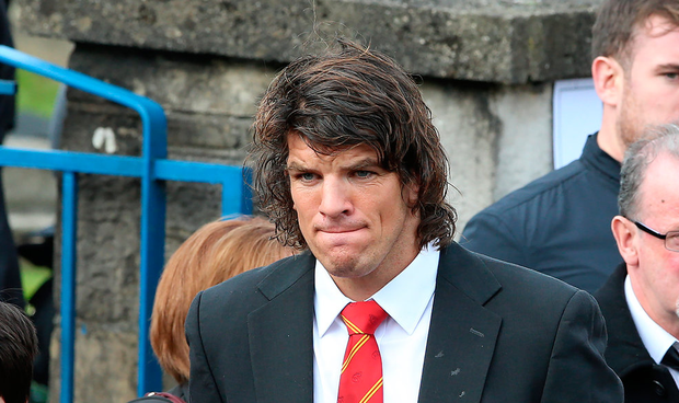 Donnacha O'Callaghan Picture: Frank McGrath