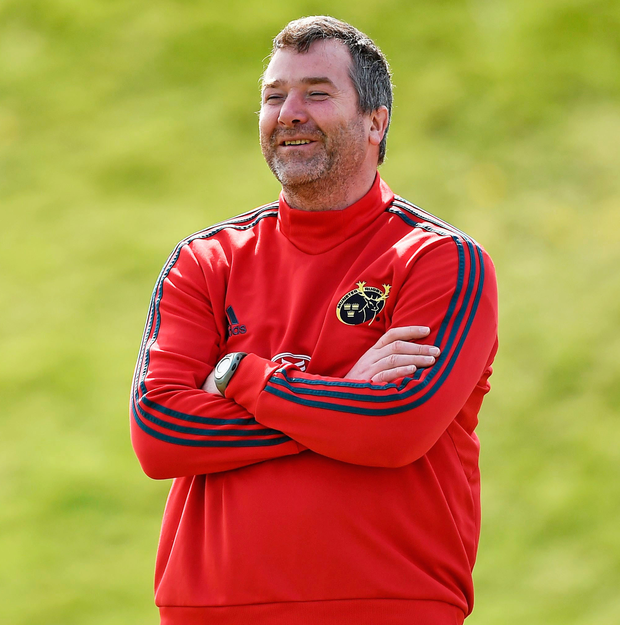 Anthony Foley. Photo: Sportsfile
