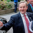 Enda Kenny said firms may be put off investing in Ireland Picture: AP/Olivier Matthys