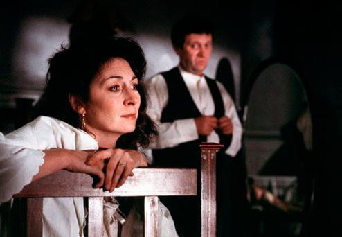 Anjelica Huston and Donal McCann starred in 1987 film The Dead which was adapted from the James Joyce masterpiece