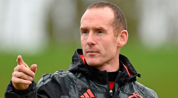 Former Munster assistant coach Ian Costello faces Leinster today. Photo: Sportsfile