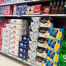 A recent price survey found that by buying the cheapest alcohol available in supermarkets, a man can reach his low-risk weekly limit of 17 standard drinks for just €7.65 (Stock picture)
