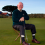 Joe King at his beloved Portmarnock Golf Club. Photo: David Conachy