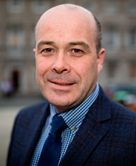 Gender row: Naughten Photo: Arthur Carron