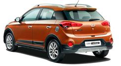 Impressive: The bulked-up Hyundai i20 Active is fun to drive and proving popular