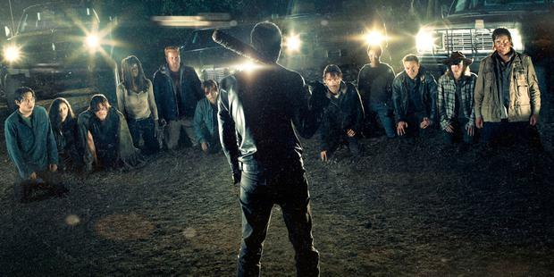 The Walking Dead season seven