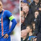 Eidur Gudjohnsen's tweet received over 5,000 retweets CREDIT: GETTY IMAGES