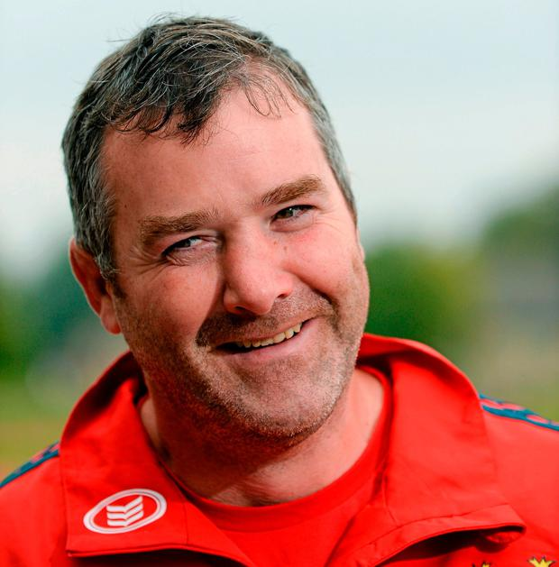Anthony Foley. Picture credit: Diarmuid Greene / SPORTSFILE