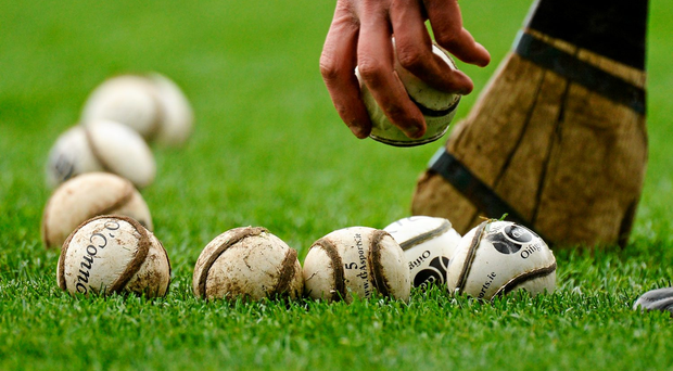 Borris-Kilcotton claimed their first Laois SHC title by defeating Rathdowney-Errill Stock photo: Sportsfile