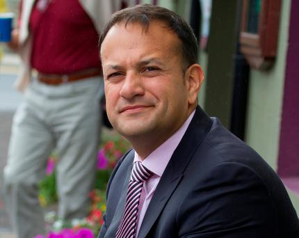 Leo Varadkar. (North West Newspix)