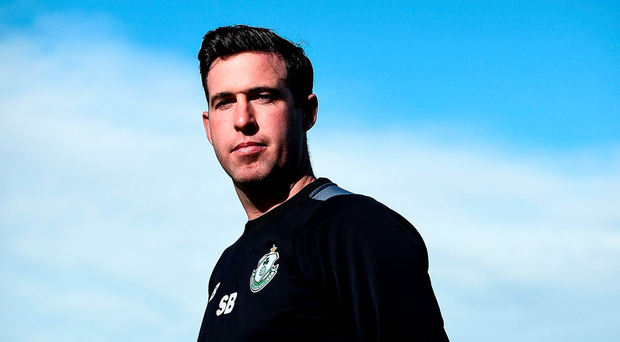 Stephen Bradley Photo by David Maher/Sportsfile