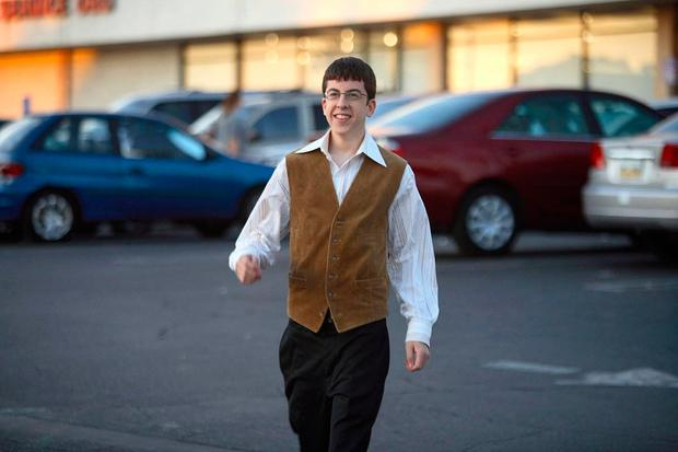 Christopher Mintz Plasse as McLovin' in Superbad