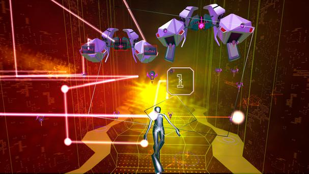 Rez Infinite for PSVR