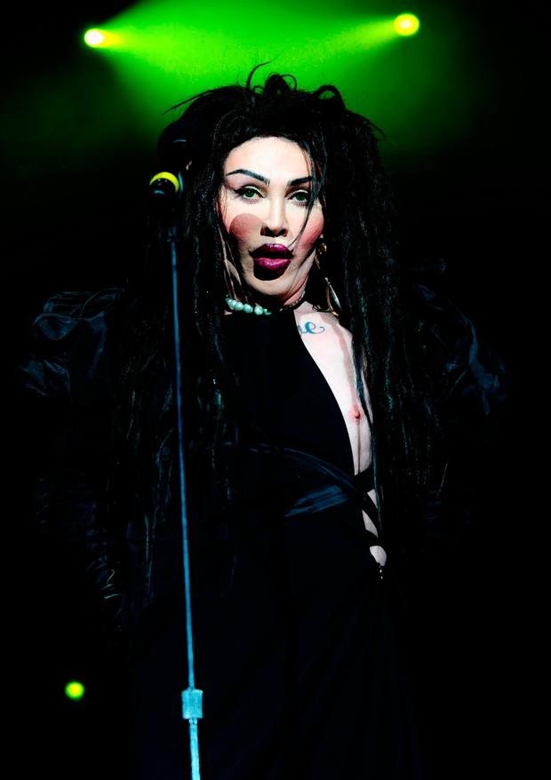 Pete Burns has died at the age of 57 Credit: Ian West/PA Wire