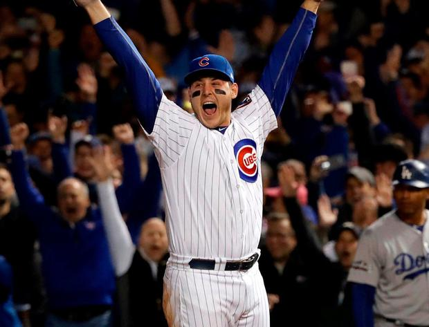 dd241fa87 Chicago Cubs first baseman Anthony Rizzo. Photo  Jon Durr USA Today Sports