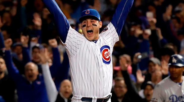 Chicago Cubs first baseman Anthony Rizzo. Photo: Jon Durr/USA Today Sports