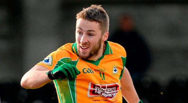 Corofin attacker Michéal Lundy. Photo: Oliver McVeigh / Sportsfile