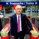 Barry Kenny of Irish Rail said car park revenue went towards the upkeep of the facilities