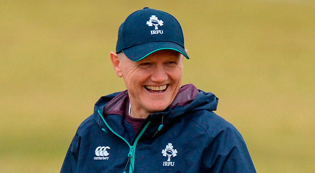 'I am, a huge admirer of Schmidt. He is an excellent communicator with a good sense of humour and a public persona which reflects well on the governing body and its game, but behind that exterior is a ruthless determination to succeed' Photo: Brendan Moran/Sportsfile