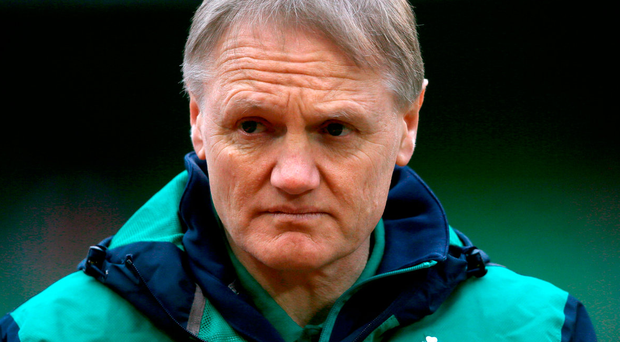 Joe Schmidt has proven to be a successful head coach for Ireland Photo: Niall Carson/PA Wire