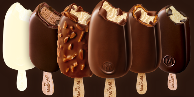 Unilever is still not shipping ice cream brands such as Magnum to retail group Musgrave, which also controls the Centra chain (Stock picture)