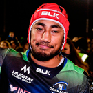 Bundee Aki is set to stay at Connacht Photo: Seb Daly/Sportsfile