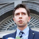 Health Minister Simon Harris Picture: Frank McGrath