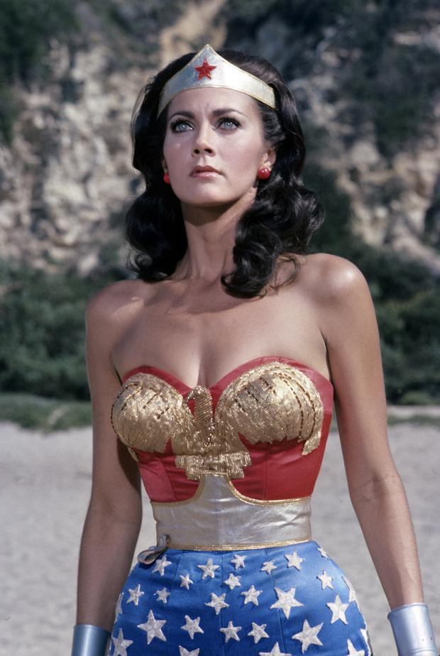 Lynda Carter as Wonder Woman in the 1980s TV series Picture: ABC Photo Archives/ABC via Getty Images