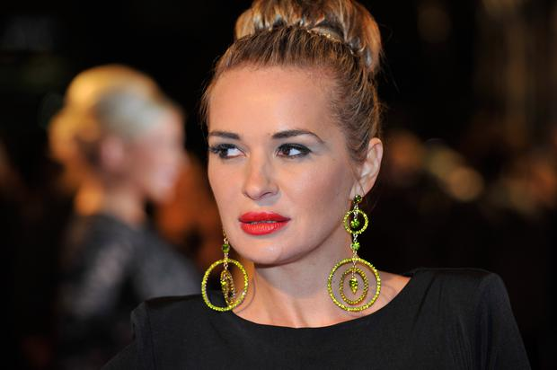 Kierston Wareing had to have five teeth removed because of her addiction to Coca-Cola