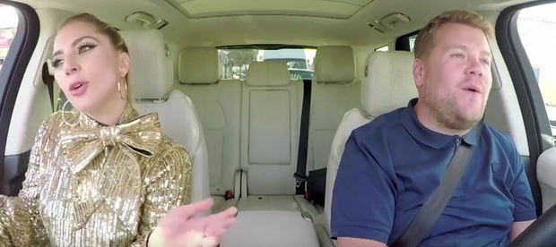 Watch Lady Gaga Joins James Corden For Some Bad Romance In
