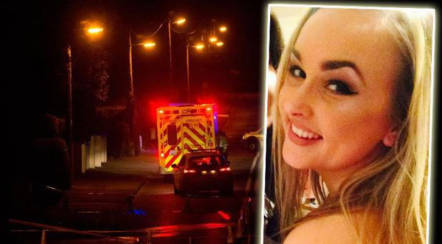 Jane Dardis (inset) was killed in a collision on the Rush Road, Skerries